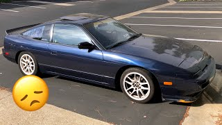 Calvin decides whether or not to sell his 240sx thumbnail