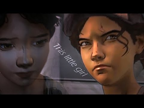 Clementine (TWD) - Capable of murder