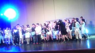 MNLs3 Dance Concert: Closing (Applause & Closing Remarks)