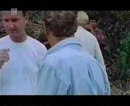 Klaus Kinski dreht völlig durch