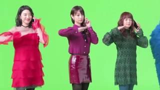 深田恭子、多部未華子、永野芽郁UQ Mobile「家族設定、誕生」篇【日本廣...