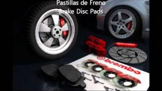 Brake Systems :: BREMBO Brakes :: Freni :: Sistemas Frenos :: Kits Frenos BREMBO :: TAEVision Web 3D(, 2011-09-09T21:25:29.000Z)