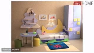 Кровать Месяц универсальная Ренессанс 80х160