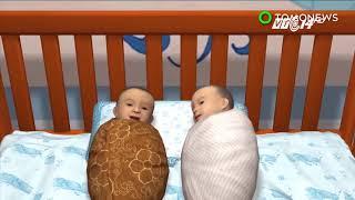 VTC14   Hy hữu bà mẹ có bầu khi vẫn đang mang thai