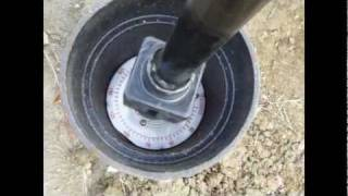 Valve Position Indicator Installation for One-Piece Square Extension Stem