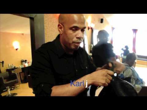 Karl J Celebrity HairShow June 19th in Barbados