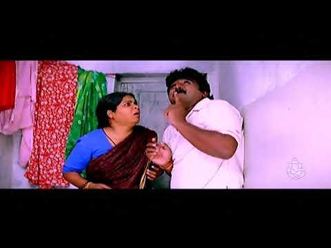 Komal Comedy Scenes - Komal Hides In The Bathroom Comedy | Chellata Kannada Movie