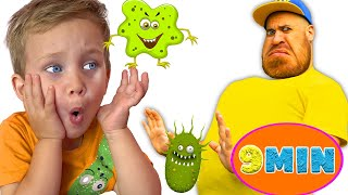 We ate too much + more Funny Kids Video