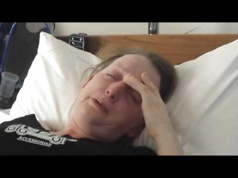 RSD/CRPS Pain Attack in Hospital During Ketamine Infusion - Shared to Spread Awareness