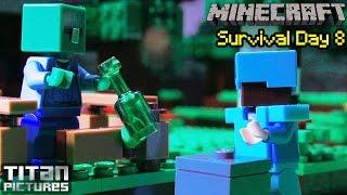 Lego Minecraft Survival 8
