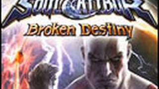 Classic Game Room HD - SOULCALIBUR BROKEN DESTINY on PSP