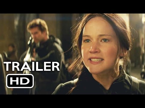 The Hunger Games Mockingjay Part 2 Official Trailer #2 (2015) Jennifer Lawrence Movie HD