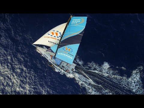 Taking sustainability around the world | Volvo Ocean Race