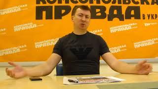 Валерий Жидков о работе в милиции и дочерях