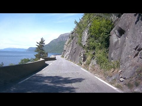 Norway: The best of county road 7 along Hardangerfjord