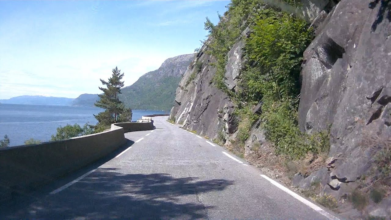 Norway the best of county road 7 along hardangerfjord youtube publicscrutiny Images