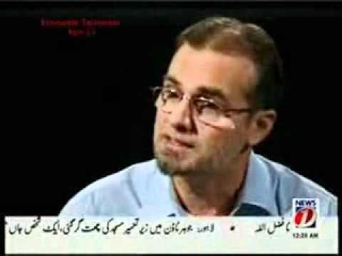 The famous 'Economic Terrorism' series by Zaid Hamid - episode 13