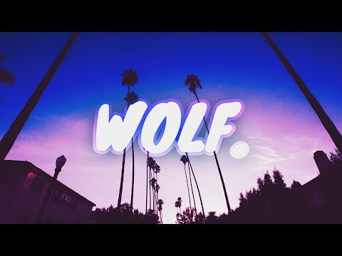 CHILL TYPE BEAT 'WOLF' | Mellow Chill Type Beat 2017