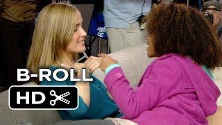 Annie B-ROLL 1 (2014) - Rose Byrne, Quvenzhané Wallis Musical HD