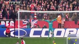 Download Video Arsenal vs Leicester City 2-1 All Goals & Highlights Match 14 02 2016 MP3 3GP MP4