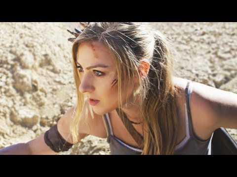 TOMB RAIDER MOVIE FAN FILM - Katie Wilson