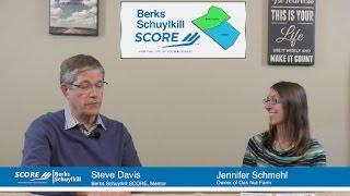 Berks Schuylkill SCORE | Meet Jennifer Schmehl