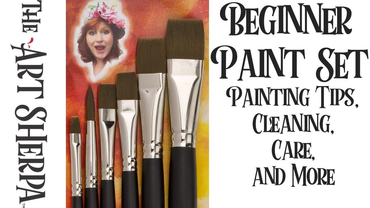 Silver Brush The Art Sherpa Short Handle Filbert Size 2 Acrylic Paint Brush