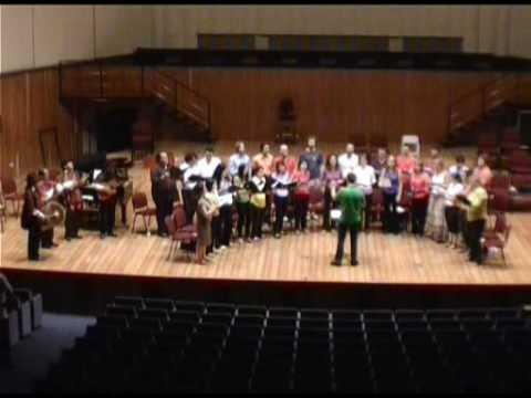 El Condor Pasa  - Chorus Insubriae + Coro laboratorio Conservatorio