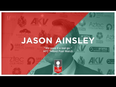 """JASON AINSLEY 