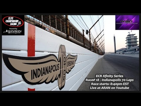 ECR Xfinity Series Lilly Diabetes 250 @ Indianapolis Motor Speedway