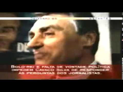 Cavaco Silva e o bolo-rei