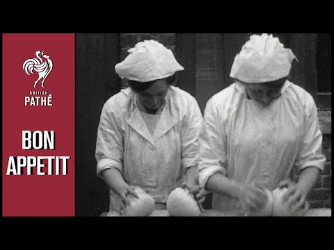 6 Wartime Foods | British Pathé