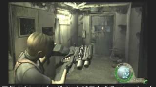 バイオ4を普通に攻略する動画です。 Chapter5-1:研究施設2F アイアン...