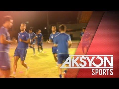Philippine Azkals, sisimulan na ang kampanya sa AFF Suzuki Cup