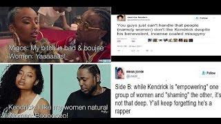 Feminist Can't Leave Kendrick Lamar Alone