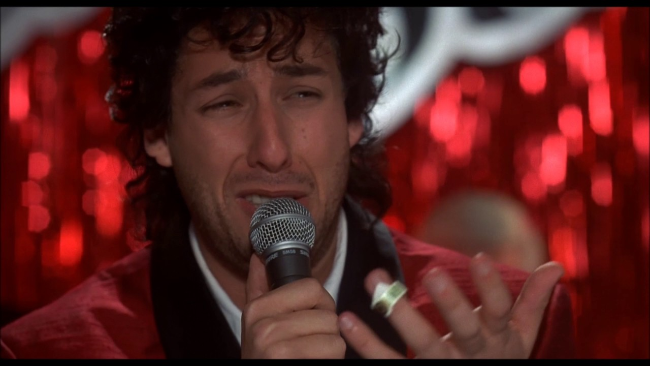 Wedding Singer Song.Holiday Adam Sandler The Wedding Singer Cover Hd