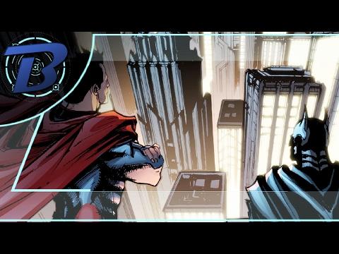 Injustice: Deuses entre nós - Episodio 1/2/3 Dublado Motion Comic ( DC Comics ) 🎬