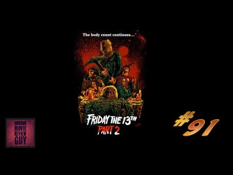 Friday the 13th Franchise ( My Perspective Pt. 1 ) Horror Movie Review Guy | Vid 91 |