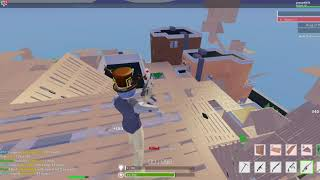 Perfectly Timed No Scope In Roblox Strucid!!