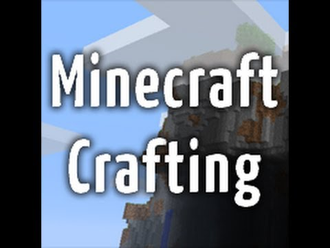 Minecraft: How To Craft Wooden Stairs, Fence, Sign And Door
