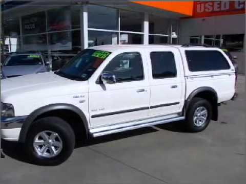 2006 FORD COURIER XLT - Berwick VIC - YouTube