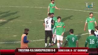 Serie D Girone D Trestina-V.A.Sansepolcro 0-0