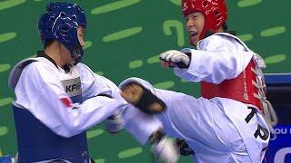 La Corée du Sud, reine du taekwondo aux 5è Jeux AIMAG au Turkménistan - sport