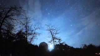 Звездное Небо в Крыму (территория Крымской Астрофизической обсерватории)