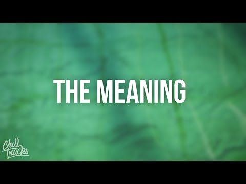 FKi 1st x Post Malone - The Meaning
