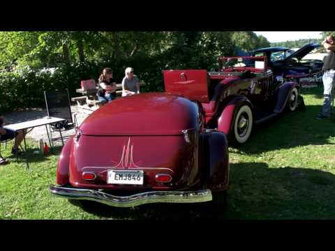 Classic Cars and Customs 2016 in Ultra HD 4K