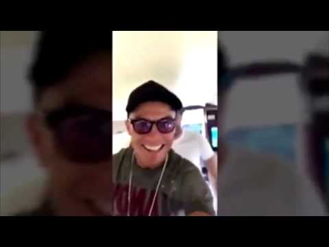 In his private airplane Cristiano Ronaldo does a little dance and his girlfriend REJECTS thumbnail