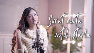 Virgoun - Surat Cinta Untuk Starla (Unofficial video) | Cover by Meisita Lomania