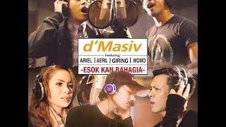 Esok Kan Bahagia (Official Video)   D'Masiv Ft  Ariel, Karli, Giring, Momo