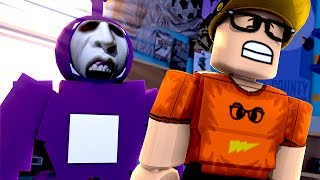 THIS ROBLOX SCARY GAME RUINED MY CHILDHOOD